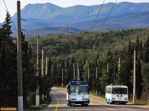 Крымский троллейбус
