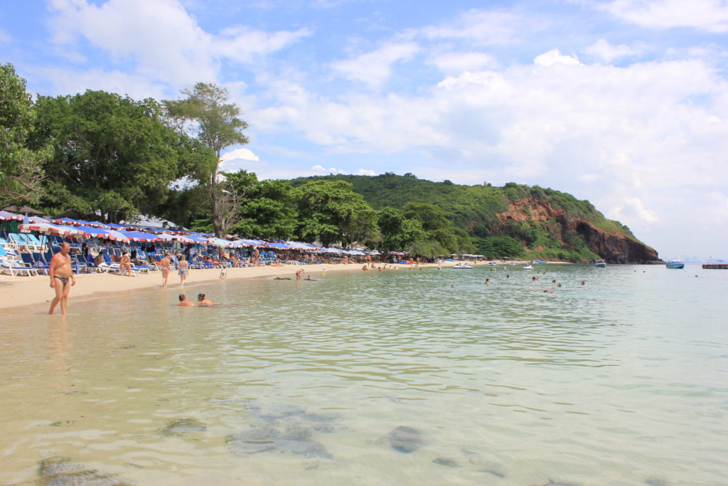 Nual Beach (Monkey Beach)