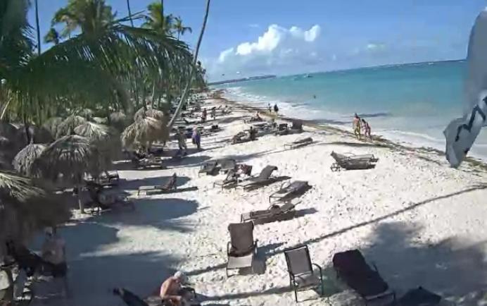 webcam live online Punta Cana